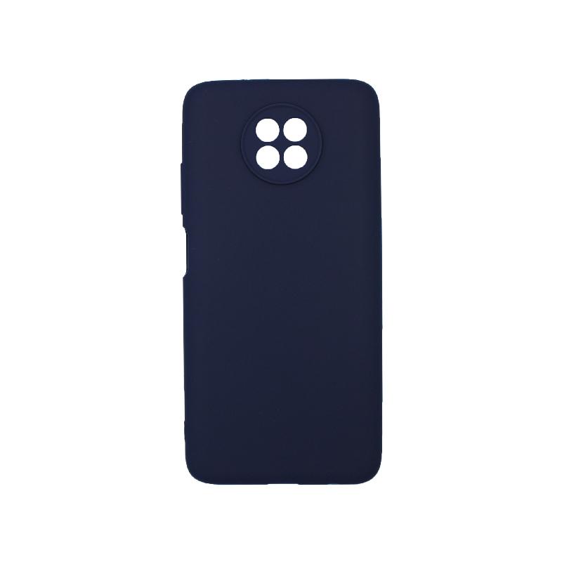 Θήκη Xiaomi Redmi Note 9T 5G Σιλικόνη σκούρο μπλε