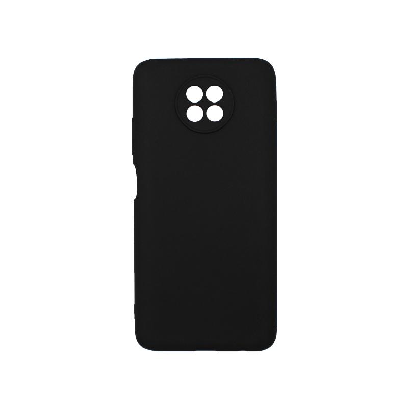 Θήκη Xiaomi Redmi Note 9T 5G Σιλικόνη μαύρο