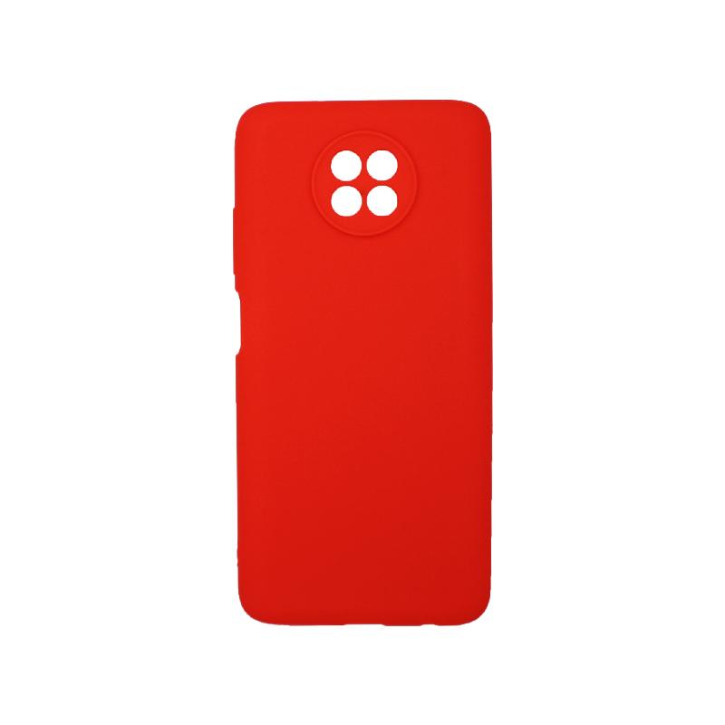 Θήκη Xiaomi Redmi Note 9T 5G Σιλικόνη κόκκινο