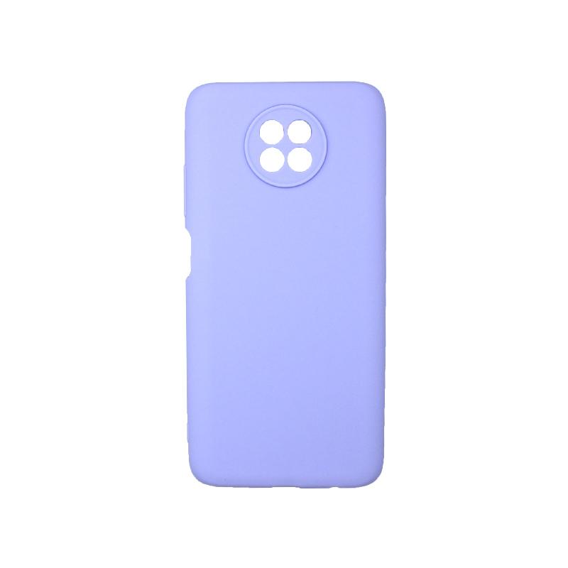 Θήκη Xiaomi Redmi Note 9T 5G Σιλικόνη μωβ