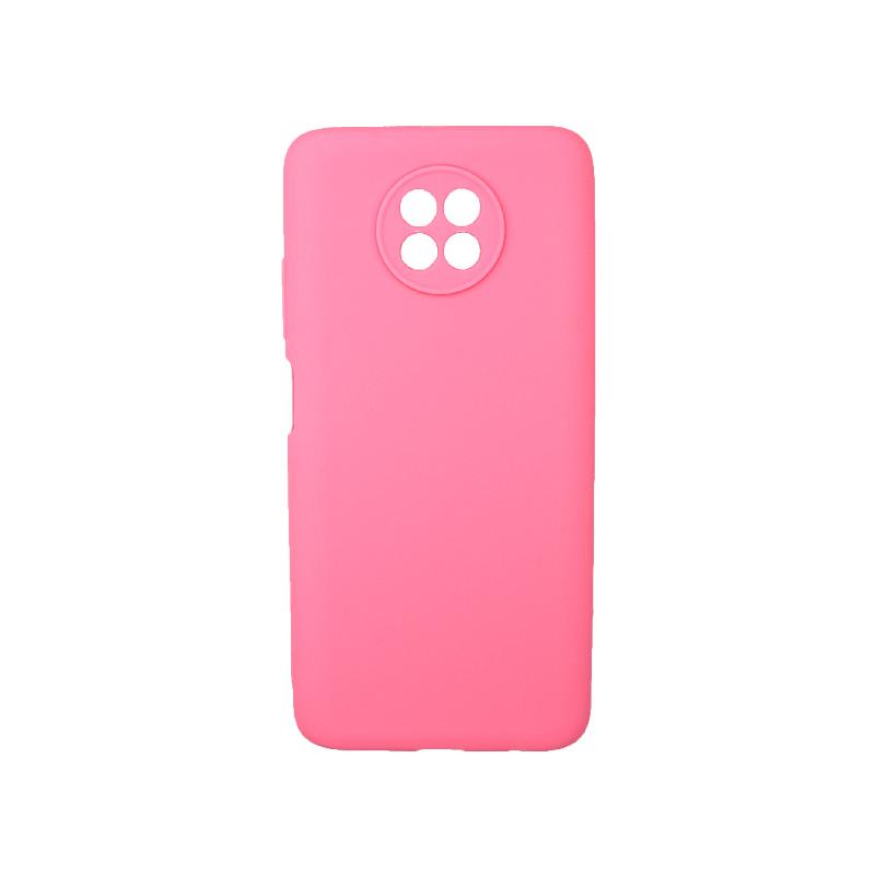 Θήκη Xiaomi Redmi Note 9T 5G Σιλικόνη ροζ