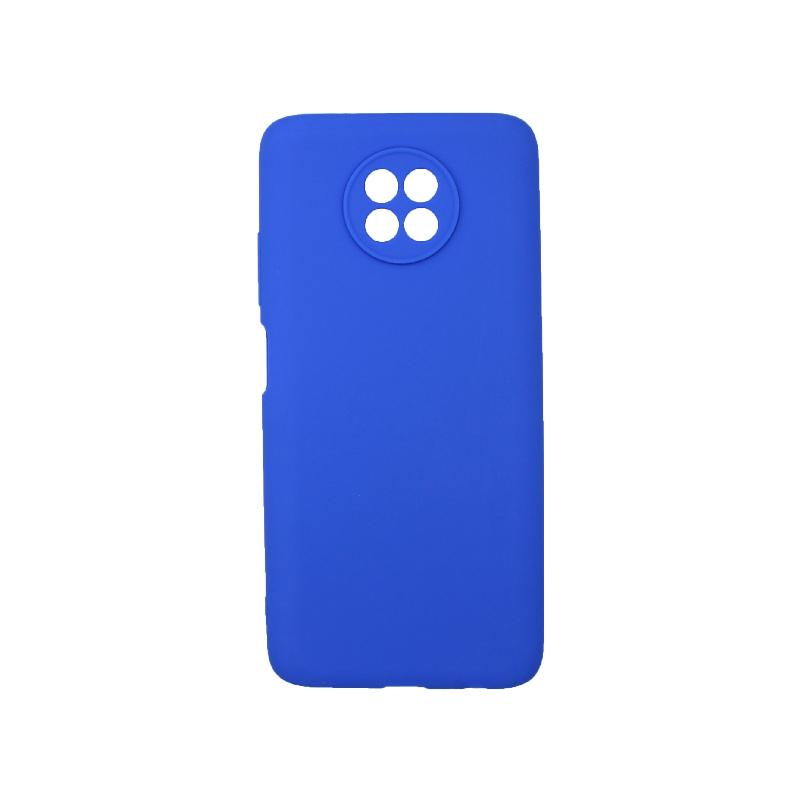 Θήκη Xiaomi Redmi Note 9T 5G Σιλικόνη μπλε