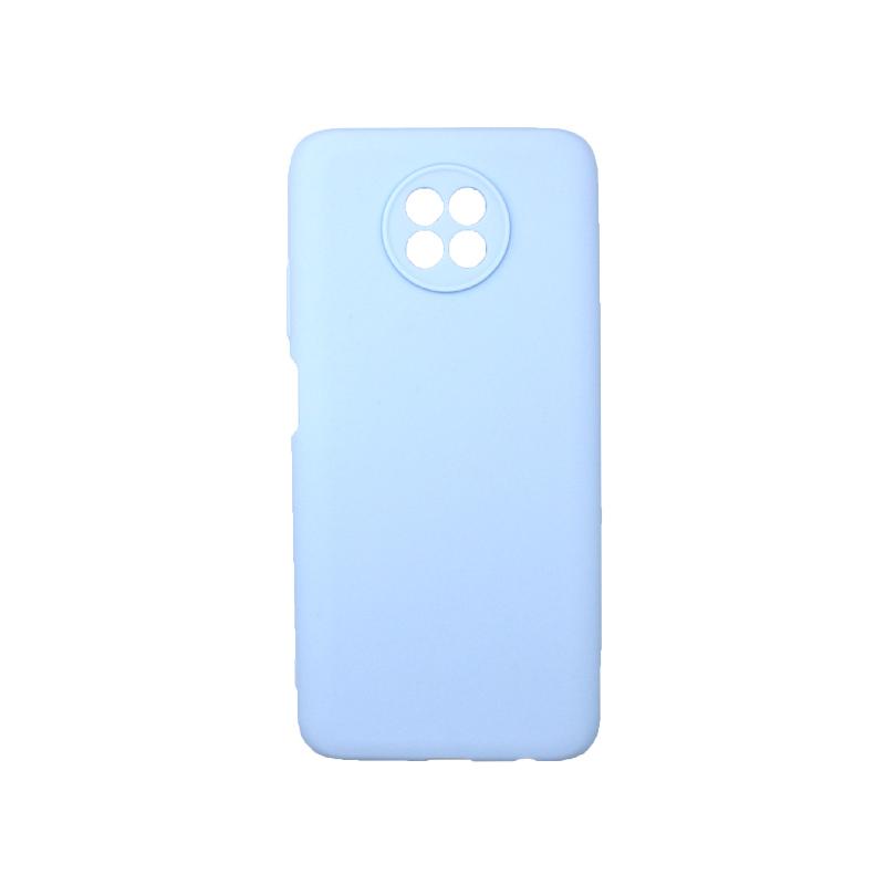 Θήκη Xiaomi Redmi Note 9T 5G Σιλικόνη λιλά