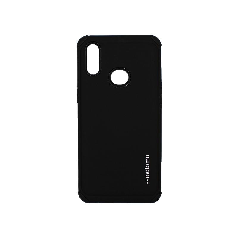 Θήκη Samsung Galaxy A10s Motomo μαύρο