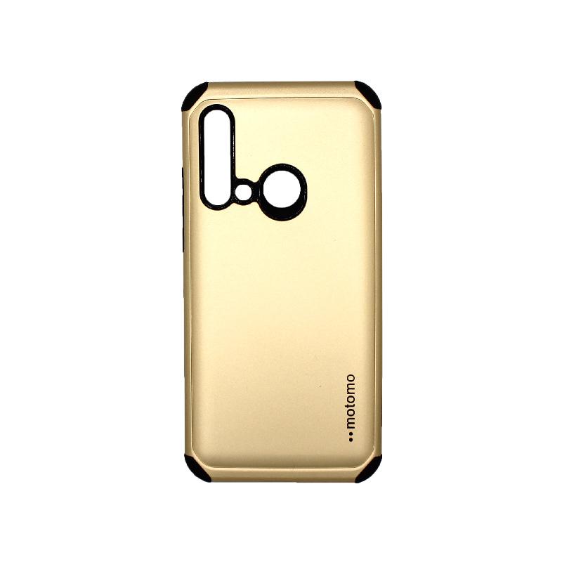 Θήκη Huawei P20 Lite 2019 Motomo χρυσό