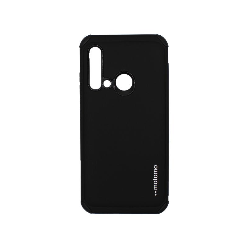 Θήκη Huawei P20 Lite 2019 Motomo μαύρο