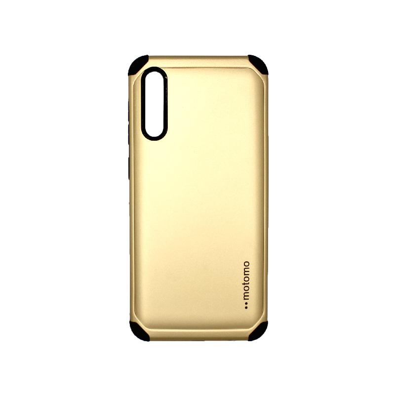 Θήκη Samsung Galaxy A50 / A30s / A50s Motomo χρυσό