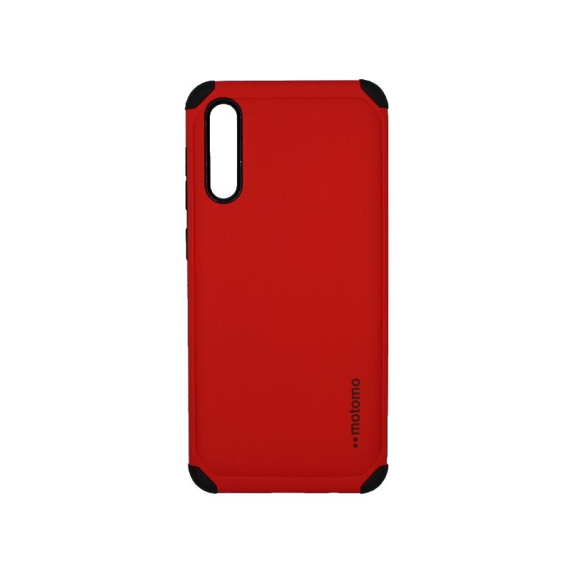 Θήκη Samsung Galaxy A50 / A30s / A50s Motomo κόκκινο