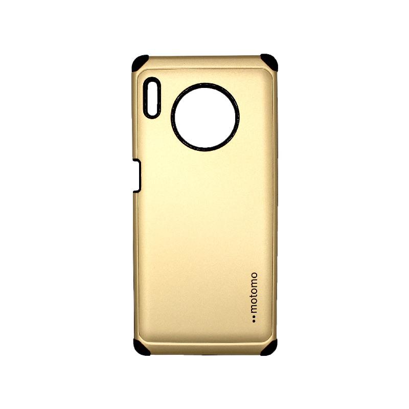 Θήκη Huawei Mate 30 Pro Motomo χρυσό
