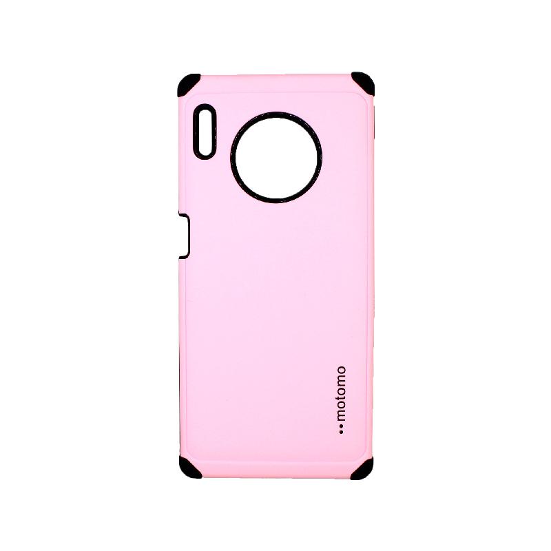 Θήκη Huawei Mate 30 Pro Motomo ροζ