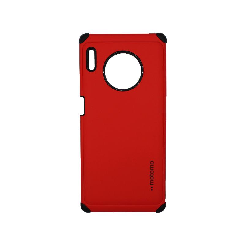 Θήκη Huawei Mate 30 Pro Motomo κόκκινο