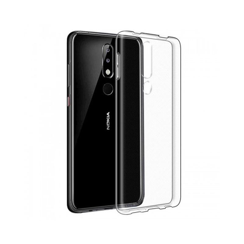 Θήκη Σιλικόνης Διάφανο Nokia 4.2