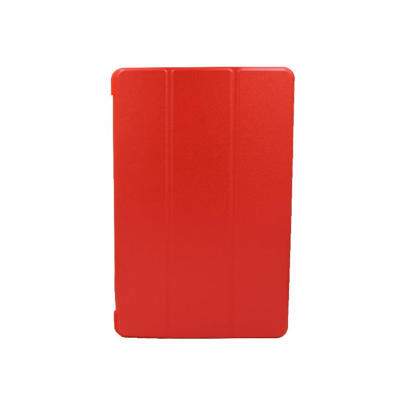 """Θήκη Samsumg Galaxy Tab A7 (2020) 10.4"""" Flip Cover κόκκινο"""