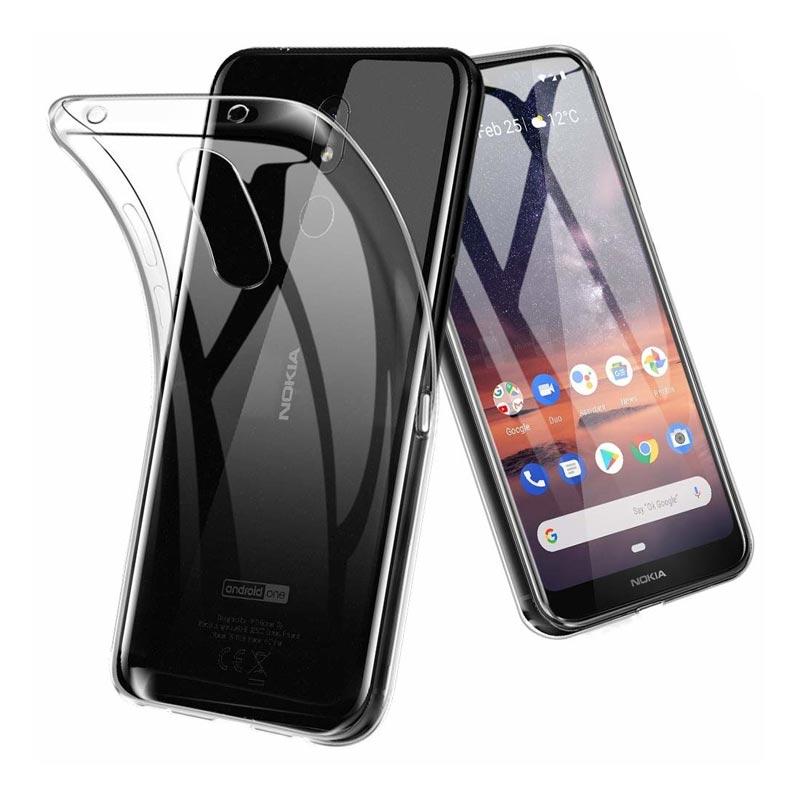 Θήκη Σιλικόνης Διάφανο Nokia 3.2