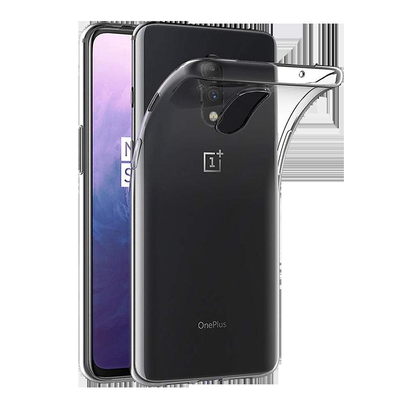 Θήκη Σιλικόνης Διάφανο OnePlus 7