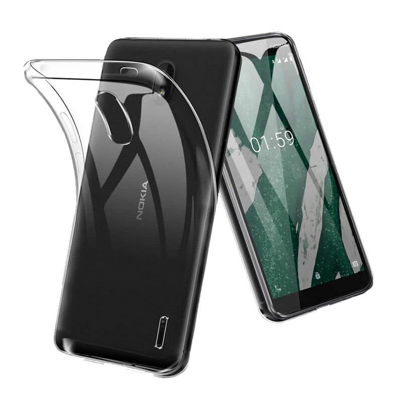 Θήκη Σιλικόνης Διάφανο Nokia 2.2
