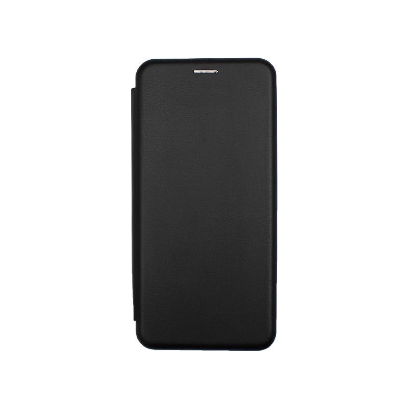 Θήκη Samsung Galaxy A02 / A02S Book μαύρο