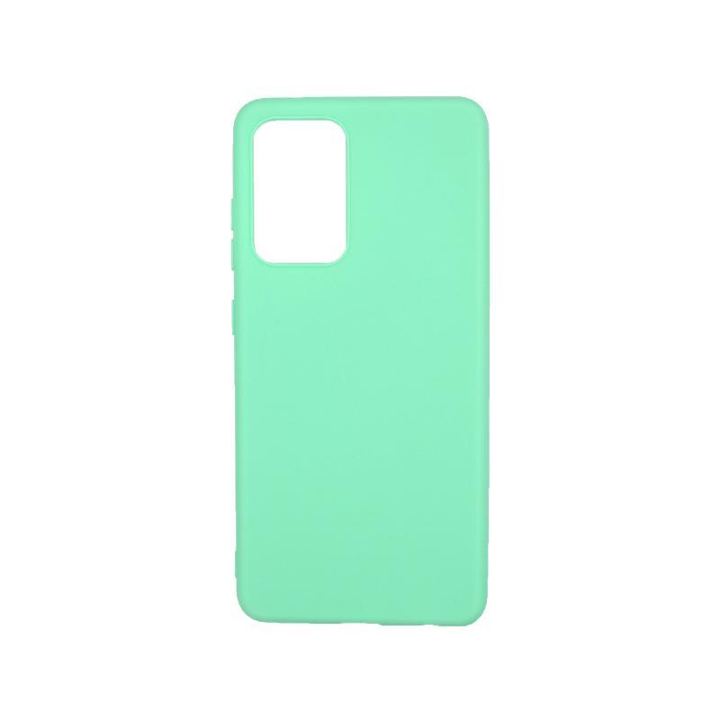 Θήκη Samsung Galaxy A52 Σιλικόνη λαχανί