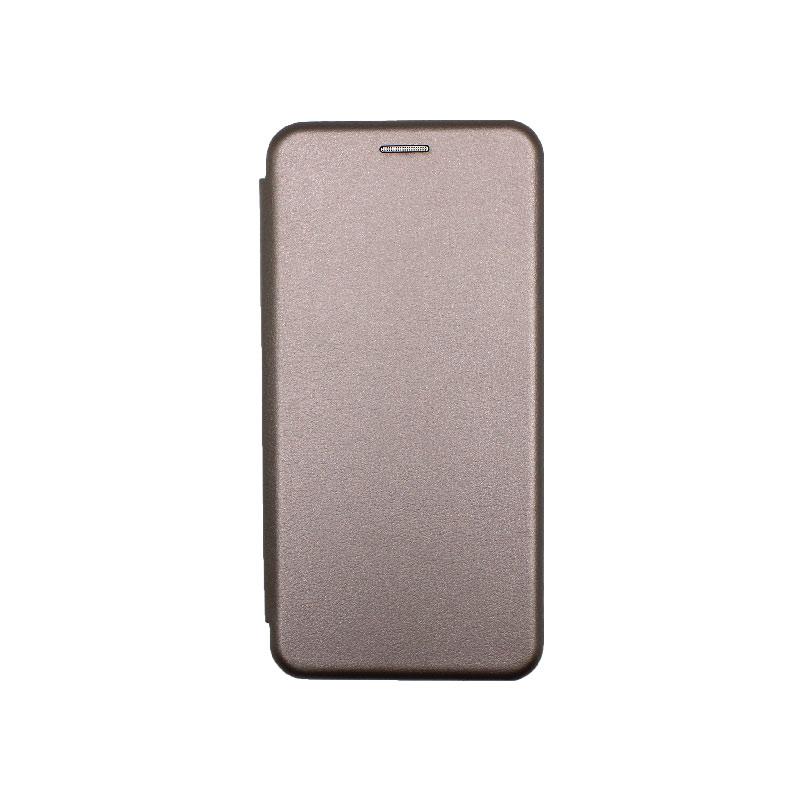 Θήκη Samsung Galaxy A52 Book γκρι