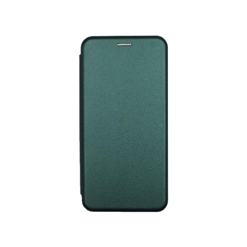 Θήκη Samsung Galaxy A52 Book πράσινο