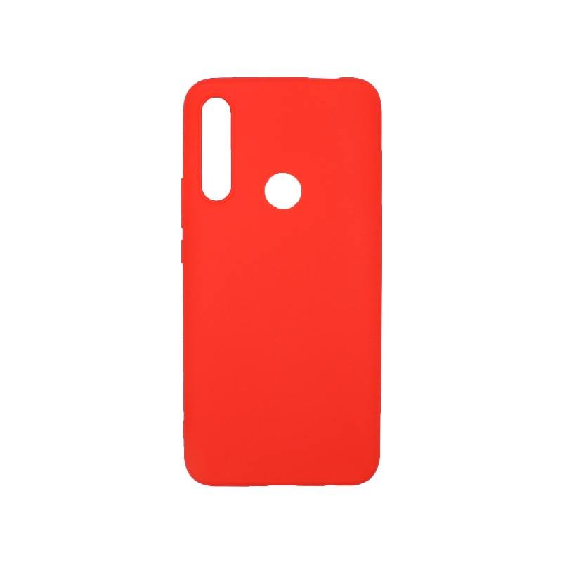 Θήκη Huawei P Smart Z Σιλικόνηη Κόκκινο