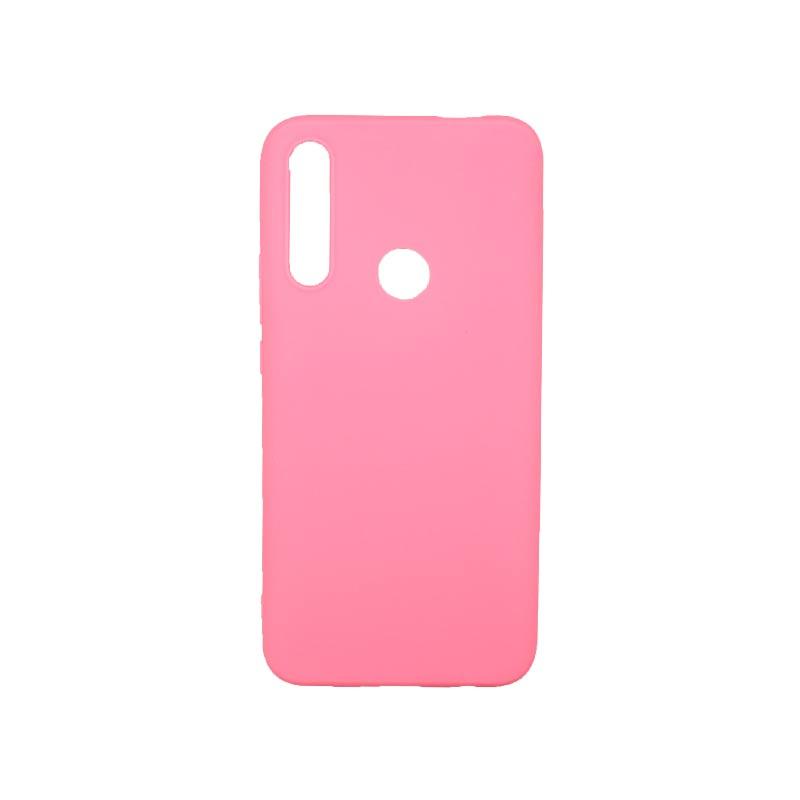 Θήκη Huawei P Smart Z Σιλικόνηη Ροζ