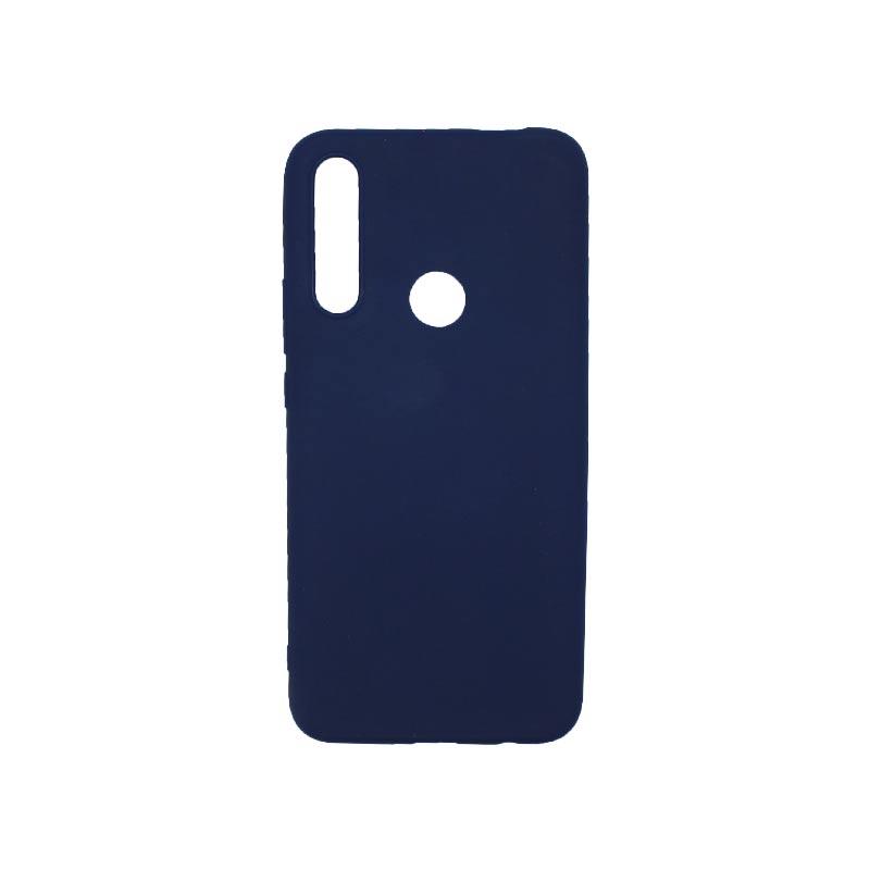Θήκη Huawei P Smart Z Σιλικόνηη Σκούρο Μπλε