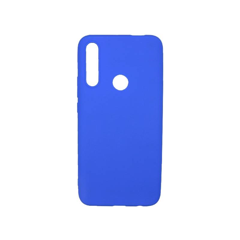 Θήκη Huawei P Smart Z Σιλικόνηη Μπλε