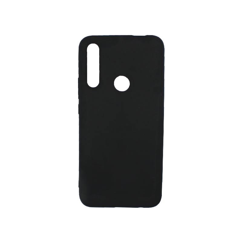Θήκη Huawei P Smart Z Σιλικόνηη Μαύρο