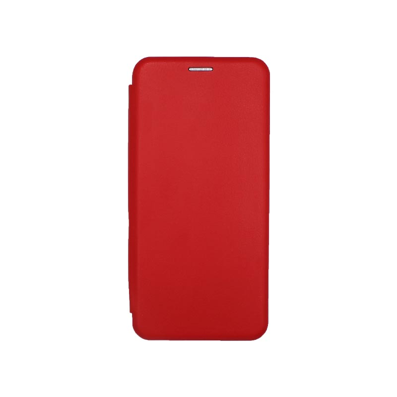 Θήκη Xiaomi Redmi Note 9S / Note 9 Pro / Note 9 Pro Max Book Κόκκινο