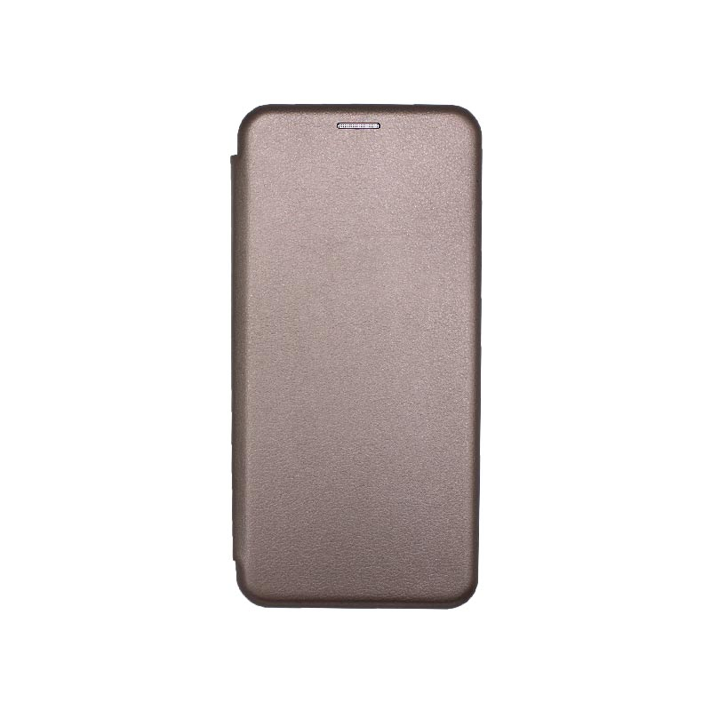 Θήκη Xiaomi Redmi Note 9S / Note 9 Pro / Note 9 Pro Max Book Γκρι